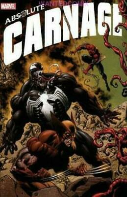 Absolute Carnage #3 (Of 5) Hotz Connecting Variant Cover Cates New 1
