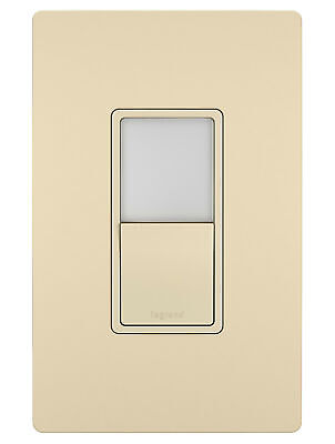 Legrand NTL873  Radiant Switch and Nightlight Wall Control - Ivory