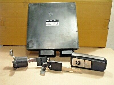 Yamaha T-Max 530 Ecu Engine Control Unit Assy Bc38591A01 And Keys/Fob