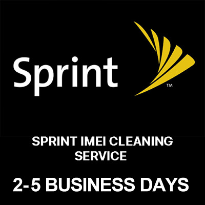 Sprint USA IMEI Unbarring | Clean & Fix Service For all iPhone | Samsung | LG