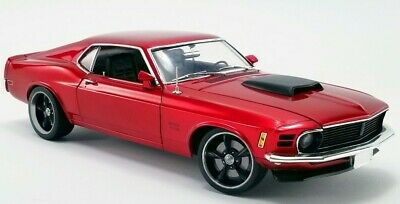 1970 Boss 429 Ford Mustang Street Fighter ACME 1:18 Red Metallic LE-PRE ORDER