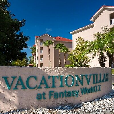 Vacation Villas At Fantasyworld Ii Biennial Timeshare Odd Year 2019 Use Orlando