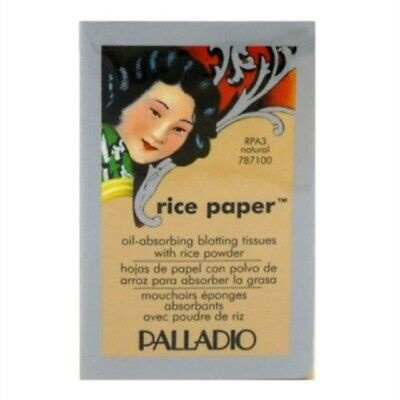 Pack of 2 Palladio Rice Paper RPA3 Natural