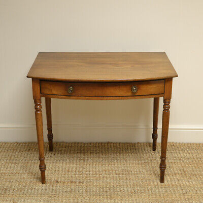Fine Regency Mahogany Country House Antique Side Table