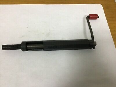 Used HeliCoil 7/16-14 Prewinder Insert Installation Tool, 7551-7