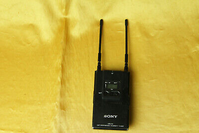 SONY URX-P2 Ch38 WIRELESS RECEIVER