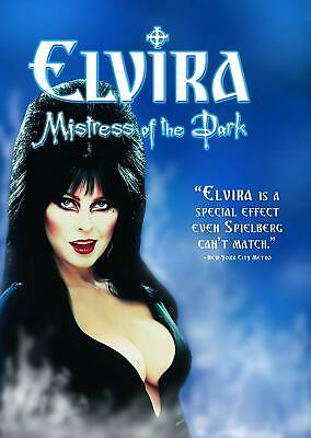 Elvira: Mistress of the Dark New DVD! Ships Fast!