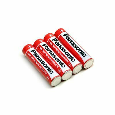 AAA Panasonic Batteries / Battery Pack of 4 TE466