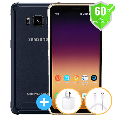 Samsung Galaxy S8 Active G892A | GSM Factory Unlocked | 64GB | Excellent