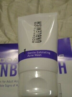 100% AUTHENTIC (exp 5/21) Rodan + and Fields Unblemish Step 1 Wash *New & Sealed