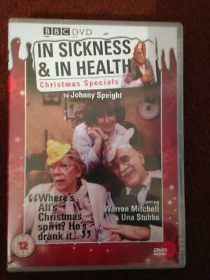 In Sickness And In Health - All Five Christmas Specials (DVD) warren mitchell