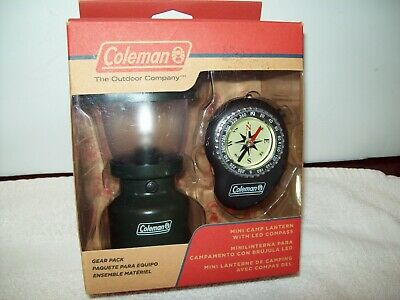 Coleman Pack-Away LED-Laterne Campinglampe Campinglaterne LED-Lampe Outdoor