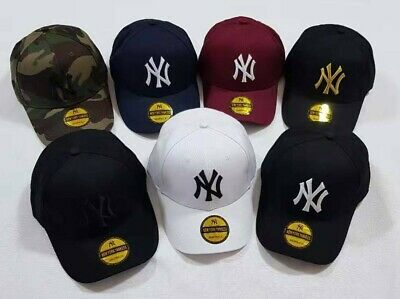New Unisex Golf NY New York Yankees Mens Womens Adjustable Baseball Cap Hats