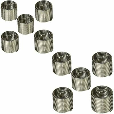 V-Coil Wire Thread Repair Inserts for 7//16 x 14 UNC 1.5D 10 off