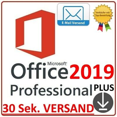 Microsoft Office 2019 Professional Plus Key ✅Office Pro Plus besser 2016✅30SEK