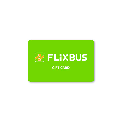 [Buy 3 Get 1 Free] Flixbus 3€ Coupon Gift Card | No Minimum!