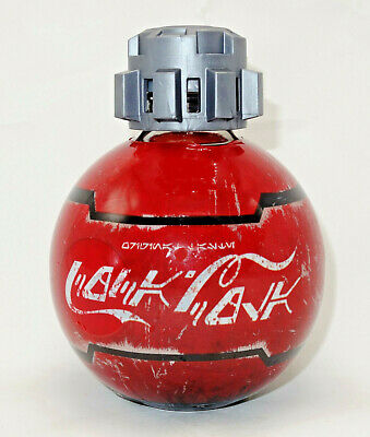 Disneyland Coca Cola Star Wars Galaxy's Edge 13.5 oz detonator bottle