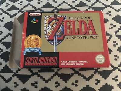 The Legend Of Zelda A Link To The Past Classic Edition