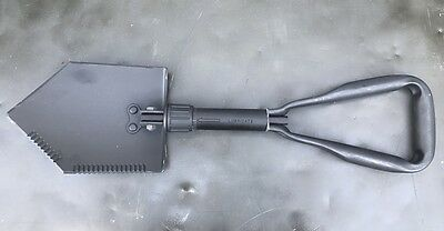 US Army Entrenching Tool E-Tool Genuine Military Issue Shovel Spaten