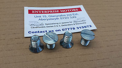 10 X 1510 LAND ROVER SERIES 2 2A 3 FRONT OR REAR BRAKE DRUM RETAINING SCREW