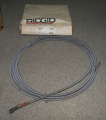 Ridgid Kollman Drain Cleaning Cable #C-2-1C    USA
