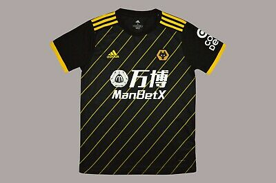 Wolves New Season Football Away Shirt Brand New With Tags