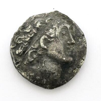 Ancient Greek Egypt Ptolemaic Kingdom Ptolemy Silver Tetradrachm Coin