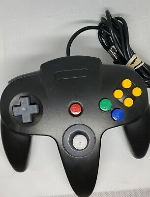 Classic Retro N64 Joystick USB Wired Controller Gamepad For PC And MAC