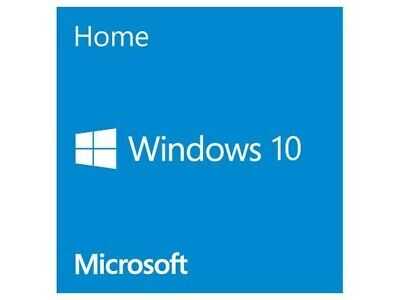 MS Windows 10 Home, Win 10 Home, 32&64 Bits, Produktkey per email