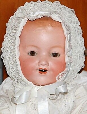 Antique German doll Armand Marseille bisque doll 50 cm baby doll antique doll