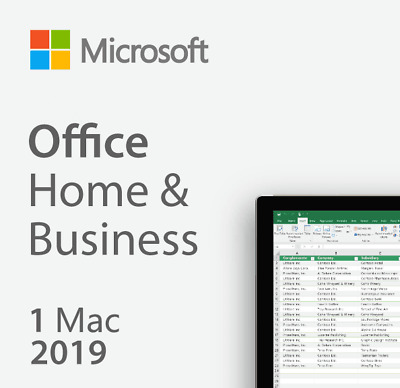 Microsoft Office for Mac 2019 | Lifetime | Multi Languages