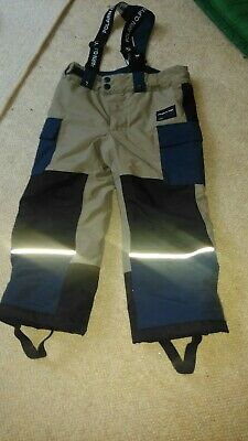 Polarn O Pyret Waterproof Trousers Lined Warm Age 2-3 Years