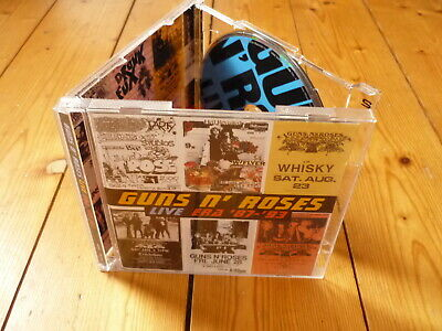 Guns N' Roses ‎– Live Era '87-'93 / 2CD Geffen Records 1999