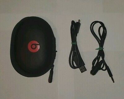 Original Case For Powerbeats Dr Dre 2/3 Black
