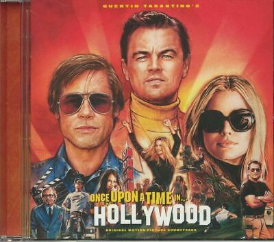 VARIOUS - Once Upon A Time In Hollywood (Soundtrack) - CD (unmixed CD)