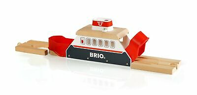 BRIO World - 33569 Ferry Ship | 3 Piece Toy Train Accessory for Kids Ages 3 a...