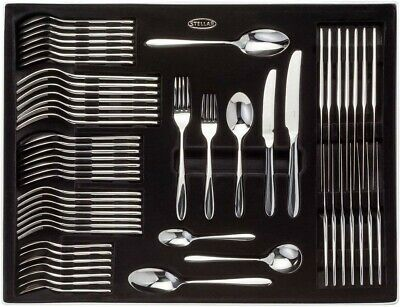 Stellar Winchester Polished 58 Piece Cutlery Boxed