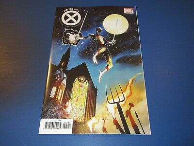 House of X #5 Huddleston Variant Just Released Hot New X-men Series NM Gem Wow