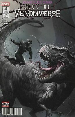 Edge Of Venomverse #4 (Of 5) Mattina Cover Wolverine Venom Marvel Comic New Nm 1