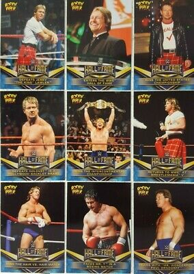 2018 WWE Then Now Forever Wrestling Card Set RODDY PIPER Tribute HALL OF FAME