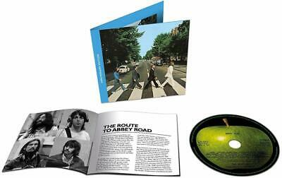 The Beatles - Abbey Road (50th Anniversary) - NEW CD (sealed)