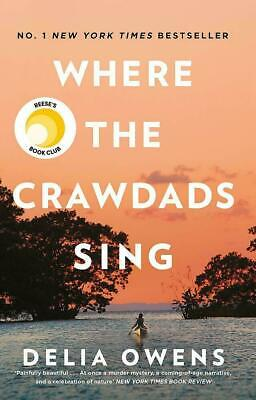 Where the Crawdads Sing by Delia Owens [ E-Version ]