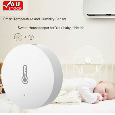 Xiaomi Temperature and Humidity Sensor Automatic Real Time Measure APP Control