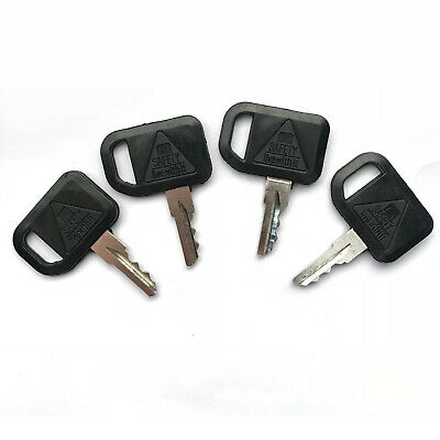 4pcs Key Switch Ignition AM101600 for John Deere GX LX Series Lawn Tractor LX172