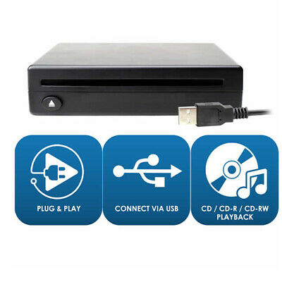 Adaptive USB Car Audio CD Player Upgrade for Factory Headunits