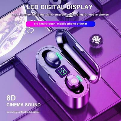 2019 Latest Style Touch Control Wireless Earbuds Bluetooth wireless headset NEW