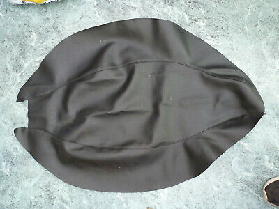 Yamaha Xj900 Pre Diversion Black Seat Cover