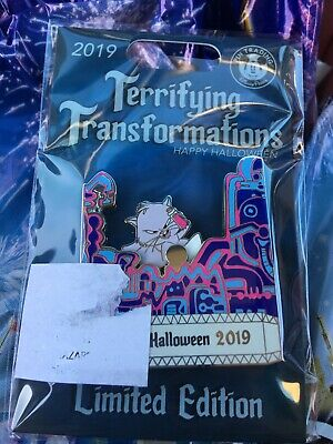 Terrifying Transformations: Yzma Halloween Disney Limited LE Pin Now Available