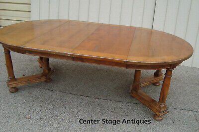 59631 Baker Milling Road Furniture Dining Table W 2 Leafs