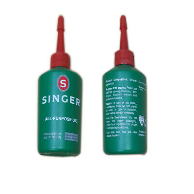 Singer Sewing Machine Oil 100 ml